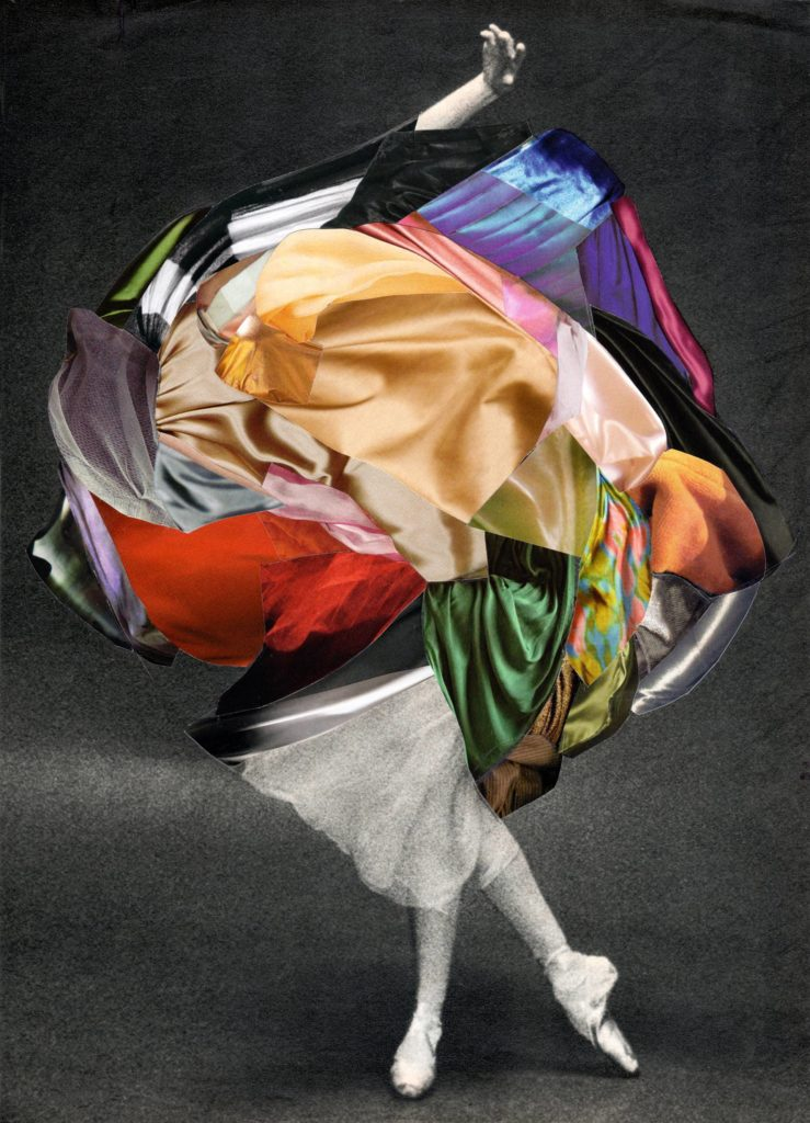 Inversion Collage by Charles Wilkin
